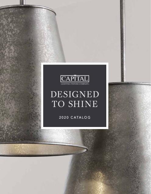 Capital 2020 Catalog Cover