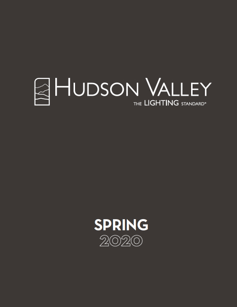 Hudson-Valley-Lighting-Spring-2020-Cover
