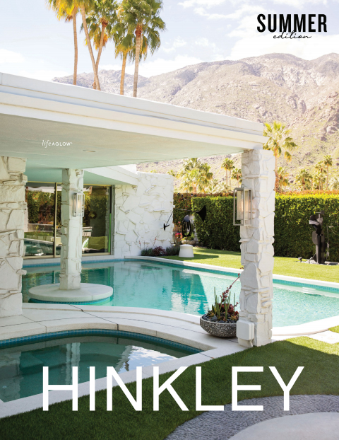 Hinkley Summer Edition Cover