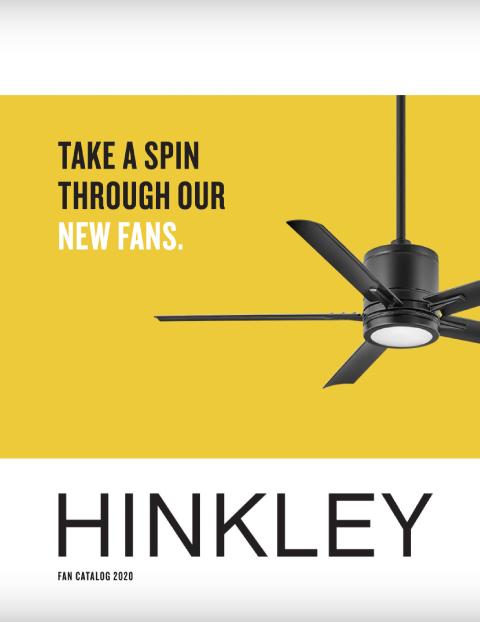 Hinkley Fans Catalog 2020